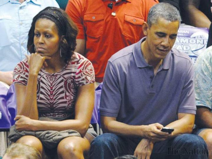 Утечки в СМИ? Виноват Барак Обама