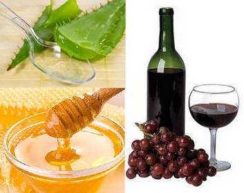 Алоэ мед кагор рецепт для желудка