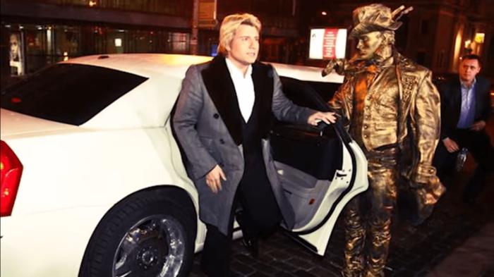 Автомобили, на которых ездит Николай Басков