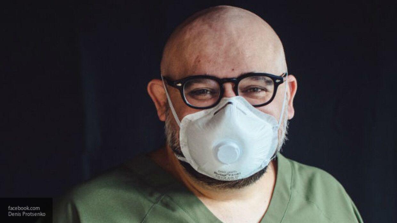 Главврач Коммунарки назвал число пациентов с COVID-19 в больнице