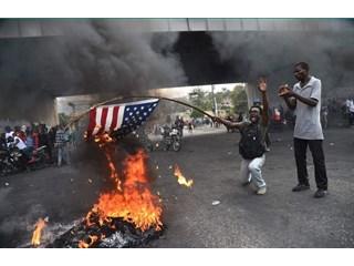 Карибский бунт: Гаити запраш…