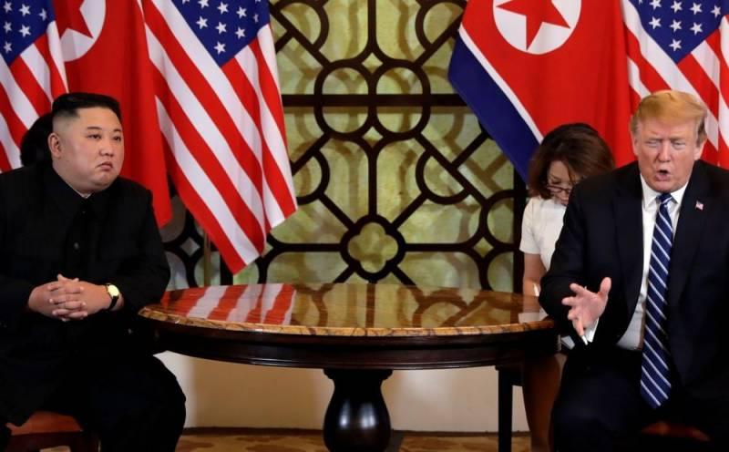 Названа причина резкого завершения саммита США и КНДР