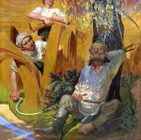 художник Владимир Чумаков-Орлеанский картины – 21