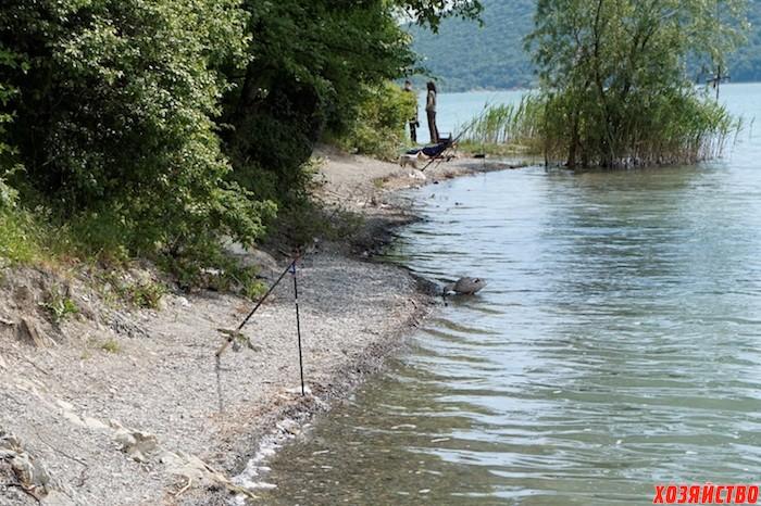 Рыбалка на абрау дюрсо