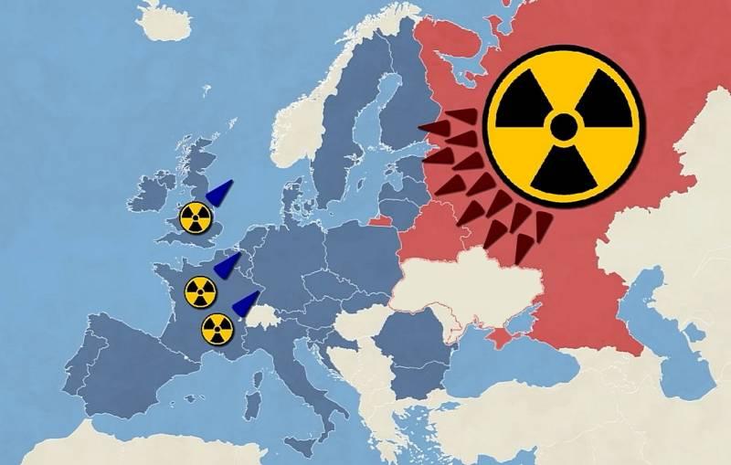 Немецкие СМИ: Россия перешла к ассиметричным мерам в отношении НАТО