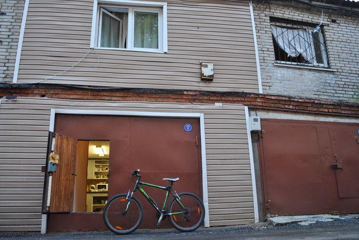жилье, москва, гараж