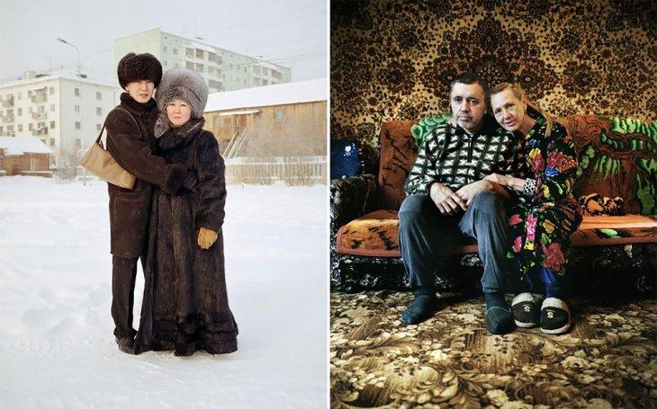 «Родина-мать»: фотографии России Саймона Робертса