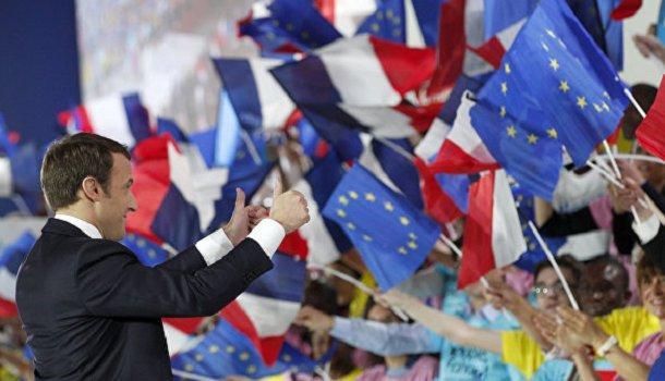 Зачем Макрон угрожает развалить Евросоюз