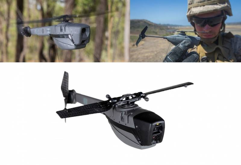 Дроны против живой силы: заменят ли малогабаритные БПЛА винтовку на поле боя? оружие