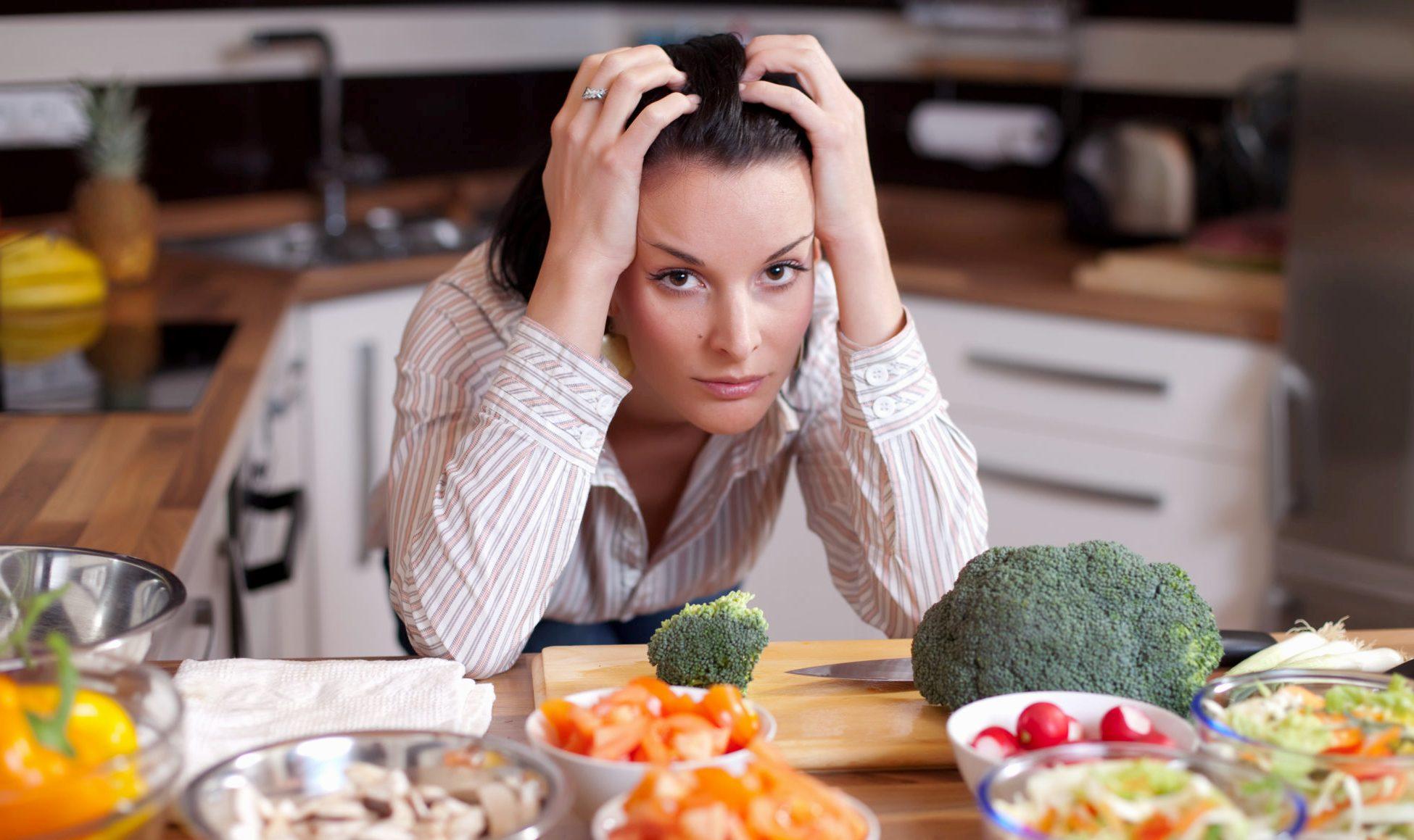 На каких сидели диетах