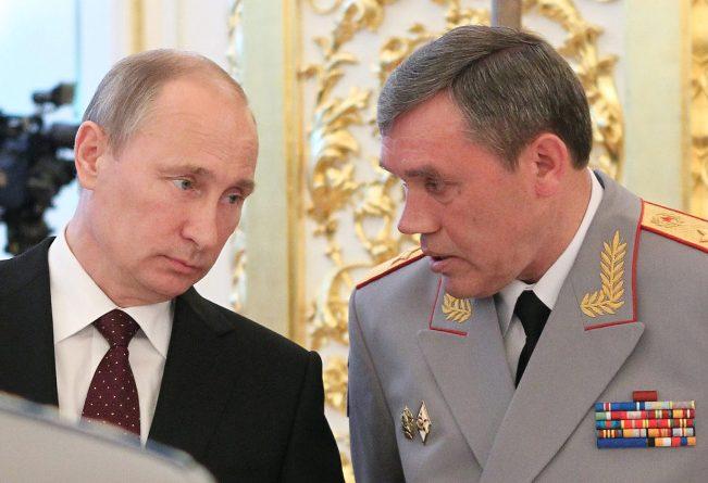 Доктрина Герасимова — наиболее полная и внятная формулировка современной военной стратегии России