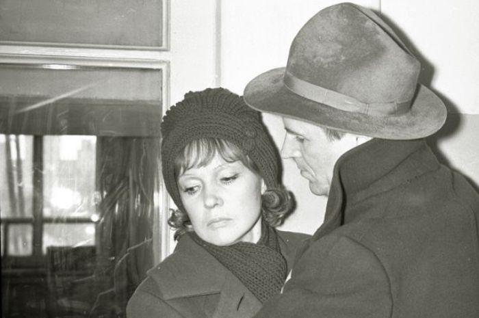 Людмила Гурченко и Станислав Любшин в фильме *Пять вечеров*, 1978 | Фото: kino-teatr.ru