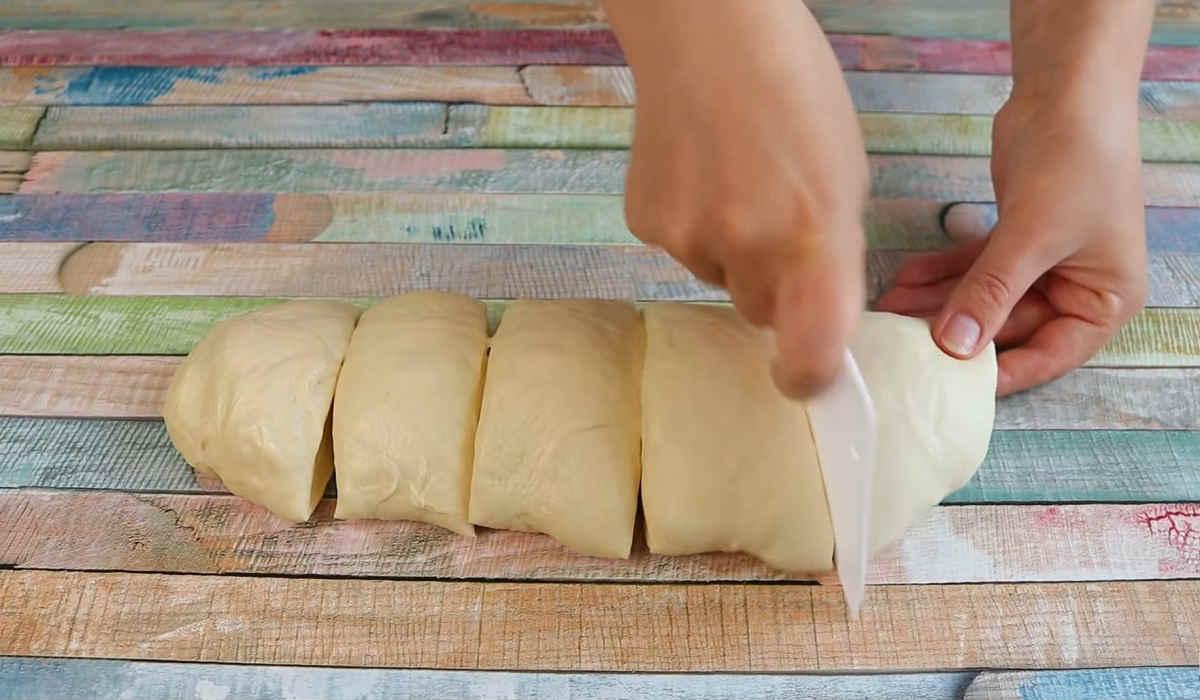 Вареный хлеб выпечка