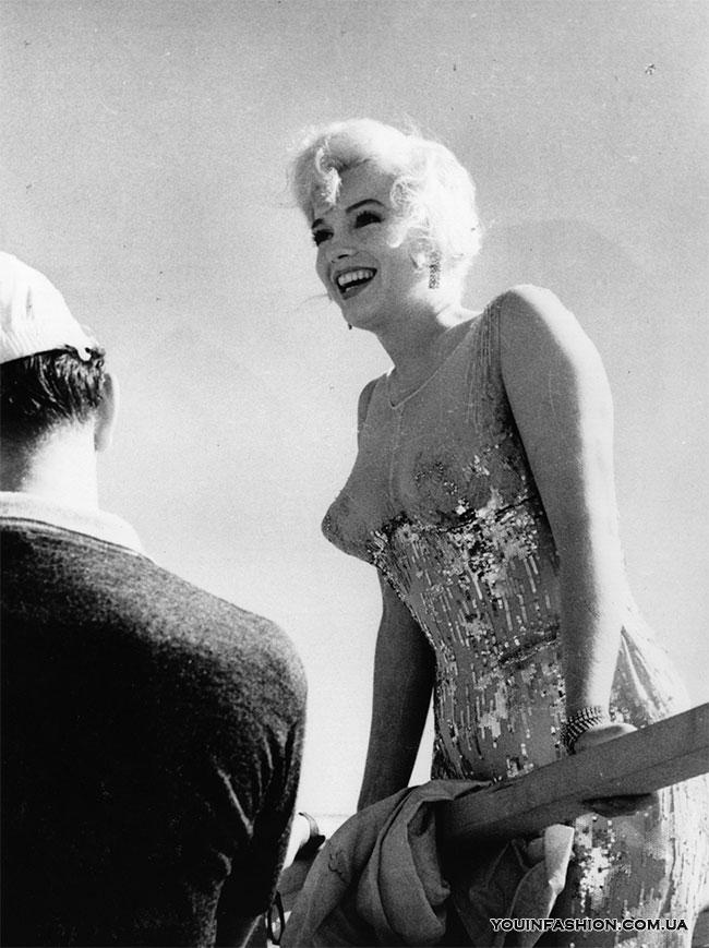 Мэрилин Монро, 1962 г.