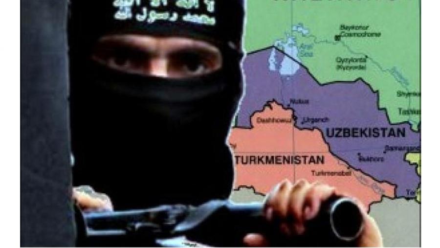 Латиница открывает терроризм…