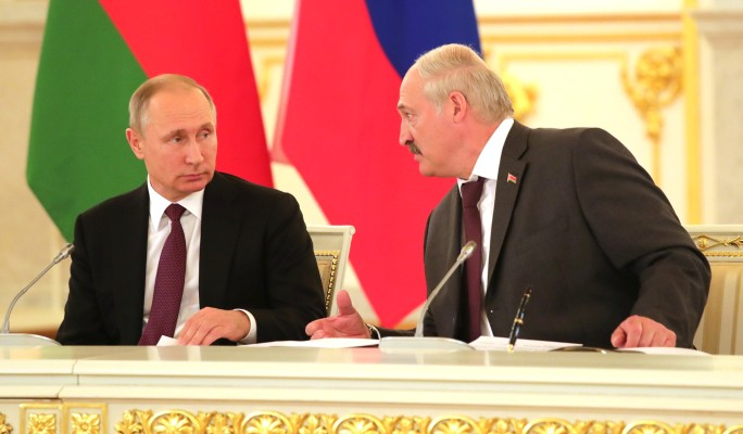 Атака Лукашенко на Путина вы…