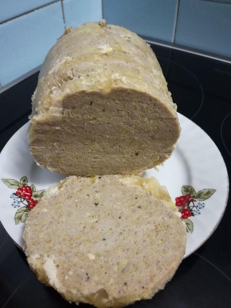 Специфическа рыбная колбаса от Татьяны