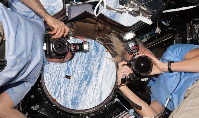 Какими гаджетами пользуются экипажи МКС