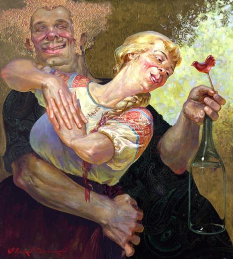 художник Владимир Чумаков-Орлеанский картины – 24