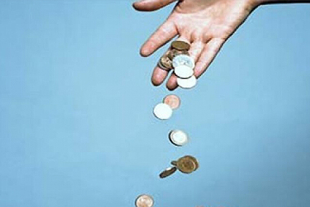 духовные причины депрессии: нет денег