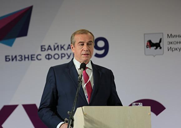 Иркутский губернатор раскритиковал слова главы Росприроднадзора об экокатастрофе в регионе