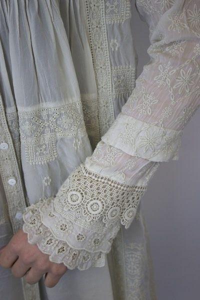 Идеи декора с кружевами вдохновляемся,мода,одежда