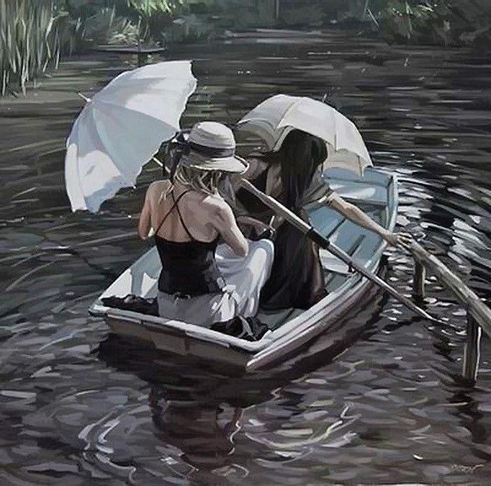 Джим Фаррант - американский художник-реалист и его творчество