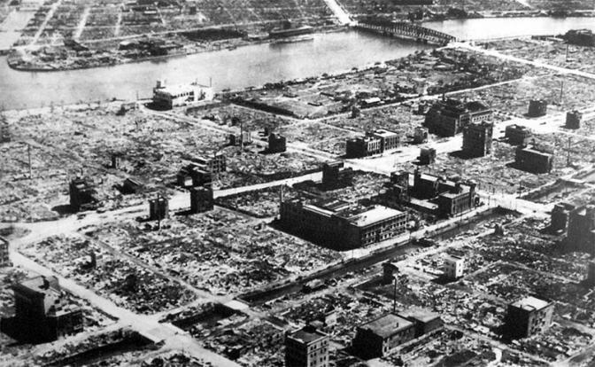 Удар по Токио: За 2 дня ВВС …