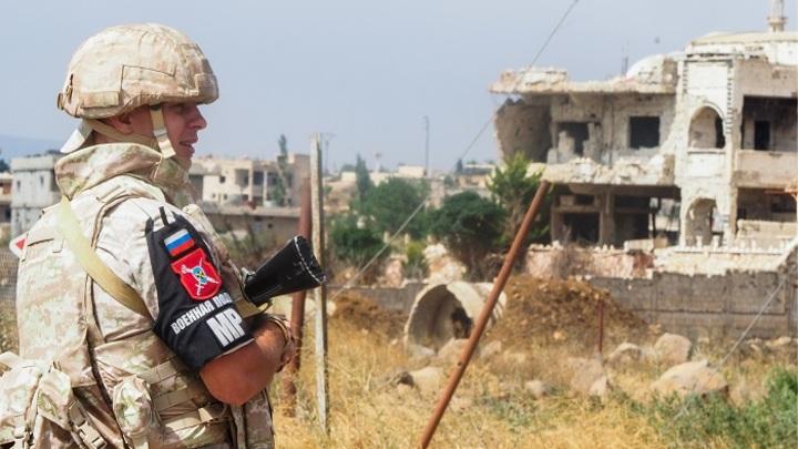 Пока Идлиб не очистят от террористов, русские военные не будут в безопасности сирия