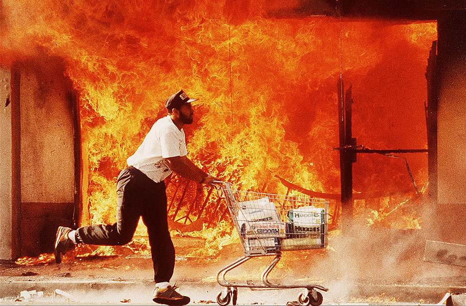 Лос-анджелесский бунт 1992 года