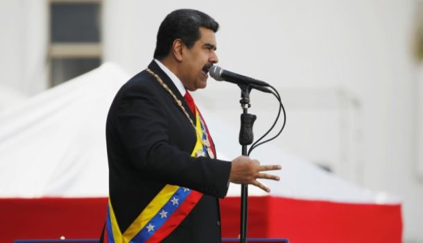 Президент Венесуэлы заявил, что путешествовал вовремени