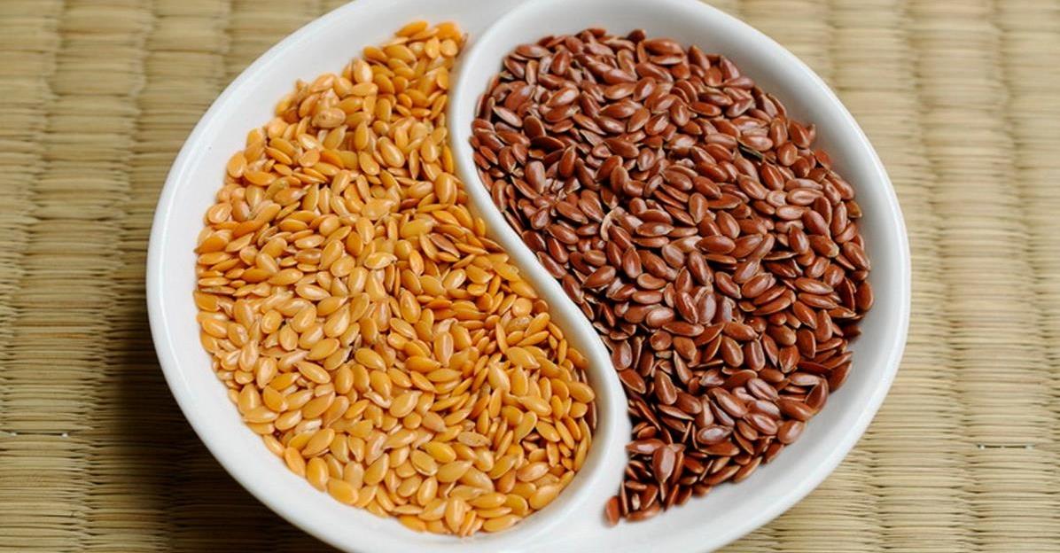 Правда о льняном семени, которую должен знать каждый, особенно женщины старше 35 лет!