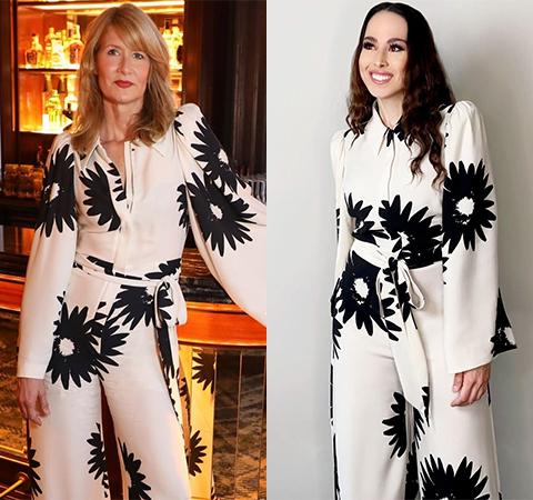 Модная битва: Лора Дерн против Мины Харрис