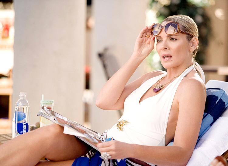 """Ким Кэтролл отреагировала на новость об ее отказе сниматься в продолжении """"Секса в большом городе"""" Кино,Сериалы"""