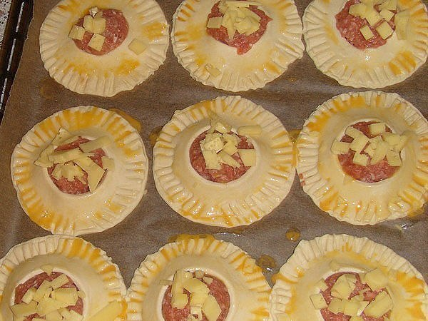 Сытные гусарики - неимоверно вкусные и не сложные в приготовлении!