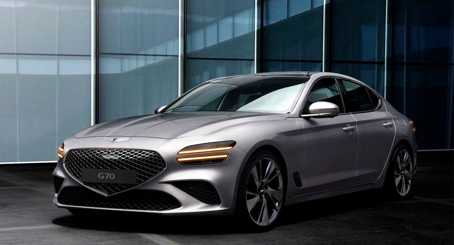 Genesis G70 2022 года может вызвать у BMW M340i настоящую головную боль Автомобили