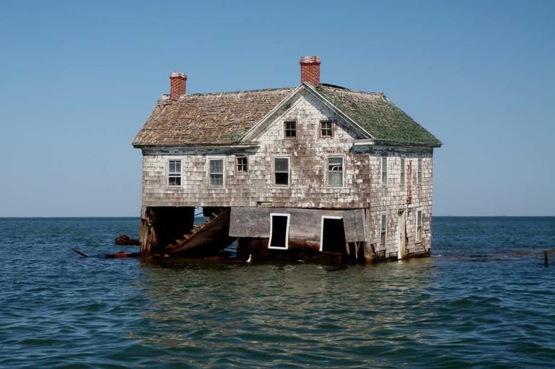 Последний дом острова Холланд страшные места, страшные места на земле, страшные места на земле фото