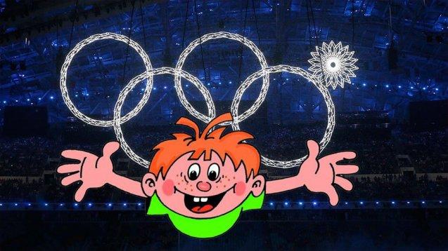 Олимпиада. Коротко для взрослых