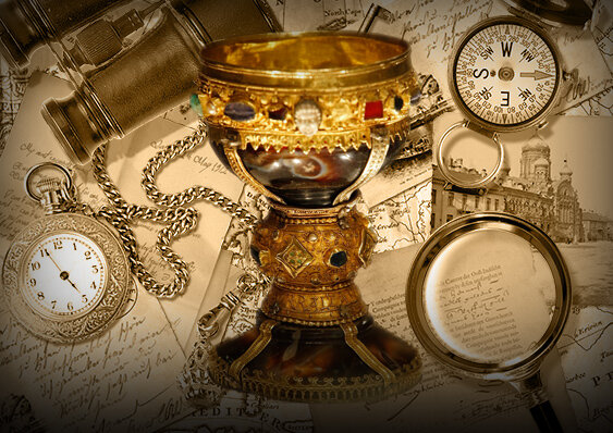 Загадки Святого Грааля