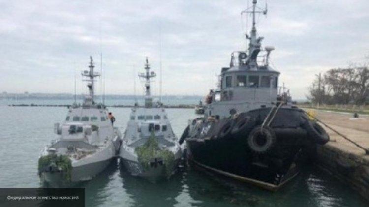 Киев сам препятствует возвращению задержанных в РФ моряков ВМСУ на родину.