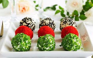 Топ 8 супер закусок в виде шариков