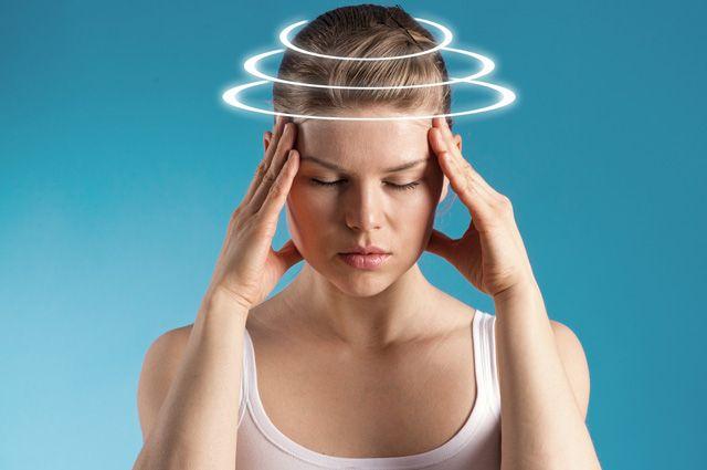 Что делать при головокружении?