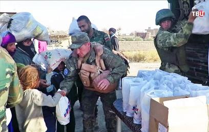 В свои дома в провинции Дейр-эз-Зор вернулись 1,5 тыс. беженцев