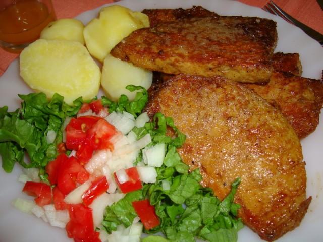 Вкуснейшие блюда из говяжьего вымени