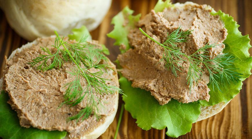 Идеальное решение для бутербродов: нежный, ароматный и питательный паштет