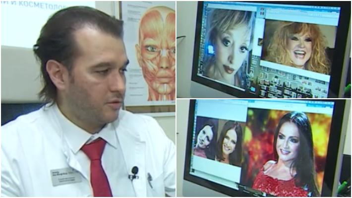 Новая технология показала, как бы выглядели Алла Пугачева и София Ротару без пластики жизнь,загадки,история,курьезы,тайны,факты