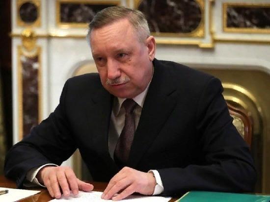 Беглов заявил о приближении полного локдауна в Петербурге Беглов,коронавирус,общество,питер