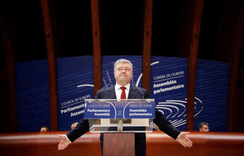 Порошенко ещё раз «окончательно попрощался» с Россией