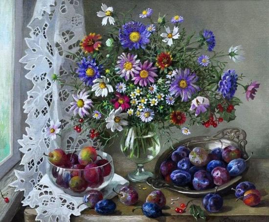 художник Лидия Даценко картины – 12