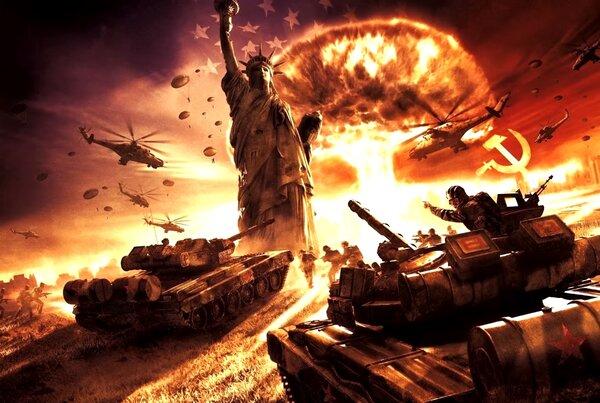 Почему США не нанесли ядерный удар по СССР? новости,события